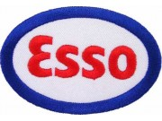 Esso Oil & Gas Embroidered Patch