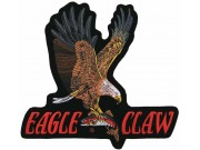 GIANT - EAGLE CLAW FISHING EMBROIDERED PATCH (L1)