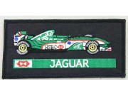 JAGUAR AUTOMOBILE F1 EMBROIDERED PATCH #08