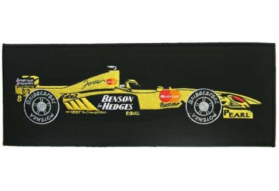 GIANT BENSON F1 RACING EMBROIDERED PATCH (L1)