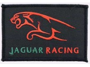 JAGUAR AUTOMOBILE F1 EMBROIDERED PATCH #02