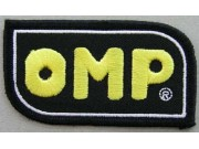 OMP F1 RACING EMBROIDERED PATCH #02