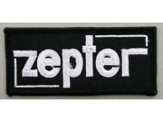 ZEPTER F1 RACING EMBROIDERED PATCH