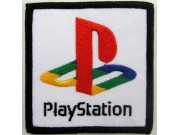 SONY PLAYSTATION F1 EMBROIDERED PATCH #01