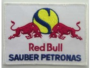 RED BULL F1 EMBROIDERED PATCH #01