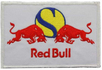 RED BULL F1 EMBROIDERED PATCH #03