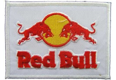 Red Bull F1 Racing Team Embroidered Patch #04