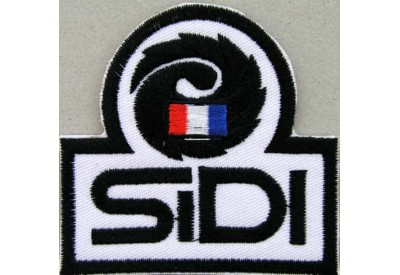 SIDI F1 RACING EMBROIDERED PATCH #02