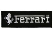 FERRARI RACING EMBROIDERED PATCH #05