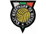 BULGARIA FOOTBALL UNION  SOCCER EMBROIDERED PATCH #01