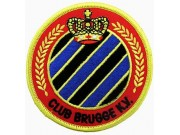 CLUB BRUGGE KV - BELGIUM FOOTBALL CLUB SOCCER EMBROIDERED PATCH