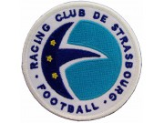 RC STRASBOURG - FRANCE FOOTBALL CLUB PATCH
