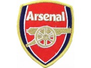 ARSENAL FC - ENGLAND FOOTBALL CLUB SOCCER EMBROIDERED PATCH #01