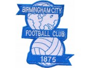 BIRMINGHAM CITY FOOTBALL CLUB SOCCER EMBROIDERED PATCH #01