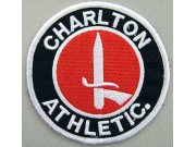 FC CHARLTON ATHLETIC FOOTBALL CLUB SOCCER EMBROIDERED PATCH #01