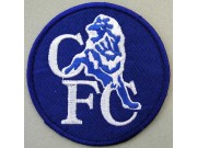 CHELSEA FOOTBALL CLUB SOCCER EMBROIDERED PATCH #05