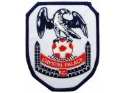CRYSTAL PALACE FOOTBALL CLUB SOCCER EMBROIDERED PATCH #03