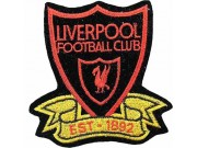 LIVERPOOL FOOTBALL CLUB SOCCER EMBROIDERED PATCH #05