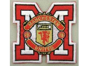MANCHESTER UNITED FOOTBALL CLUB ENGLAND PATCH #02
