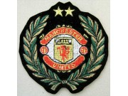 MANCHESTER UNITED FOOTBALL CLUB ENGLAND PATCH #04