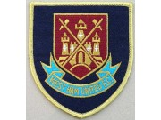 WEST HAM UNITED FOOTBALL CLUB SOCCER EMBROIDERED PATCH #01