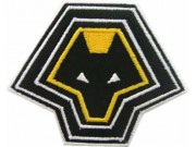 WOLVERHAMPTON WANDERERS FOOTBALL CLUB PATCH