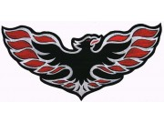 GIANT FIREBIRD MOTOR RACING PATCH (P5)