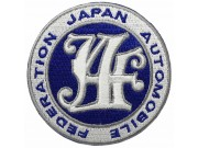 JAF JAPAN AUTOMOBILE FEDERATION RACING PATCH #03