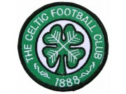 CELTIC SCOTLAND FOOTBALL CLUB SOCCER EMBROIDERED PATCH #01