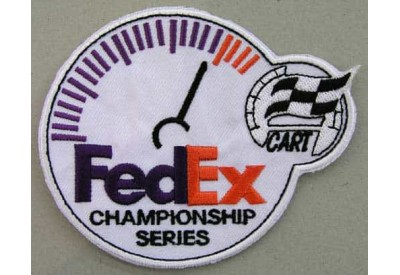 FedEx LOGO IRON ON EMBROIDERED PATCH #04