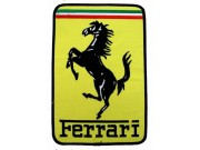 GIANT FERRARI F1 RACING EMBROIDERED PATCH (P5)