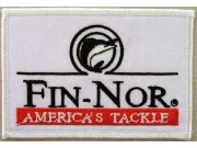 FIN-NOR AMERICA'S TACKLE EMBROIDERED PATCH