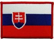 SLOVAKIA FLAG (C)