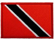 TRINIDAD & TOBAGO FLAG PATCH (C)