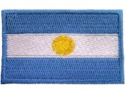 "Argentina Flags ""Without Text"""