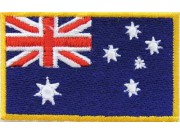 "Australia Flags ""Without Text"""