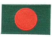 "Bangladesh Flags ""Without Text"""