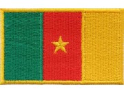 "Cameroon Flags ""Without Text"""