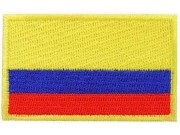 "Colombia Flag ""Without Text"""