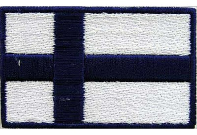 "Finland Flags ""Without Text"""