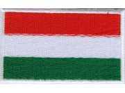"""Hungary Flags """"Without Text"""""""