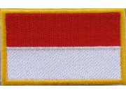 "Indonesia Flags ""Without Text"""