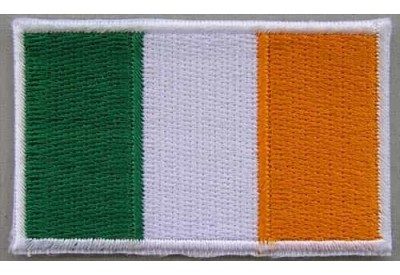 """Ireland Flags """"Without Text"""""""