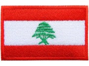 "Lebanon Flag ""Without Text"""