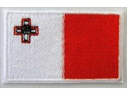 """Malta Flags """"Without Text"""""""