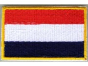 """The Netherlands / Holland Flags """"Without Text"""""""