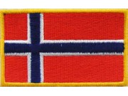 """Norway Flags """"Without Text"""""""