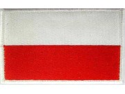 """Poland Flags """"Without Text"""""""