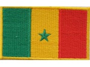 "Senegal Flags ""Without Text"""