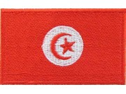 "Tunisia Flags ""Without Text"""